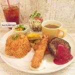 セカンドプレイスカフェ福岡天神コア店の料理