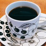 カフェ ド シャモニのコーヒー